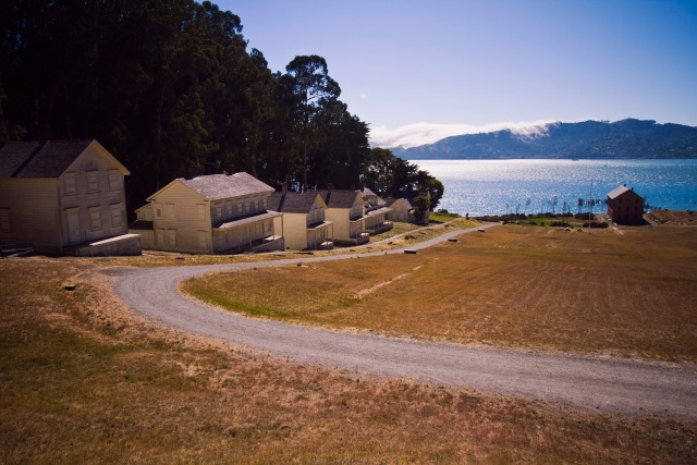 Camp Reynolds Angel Island State Park